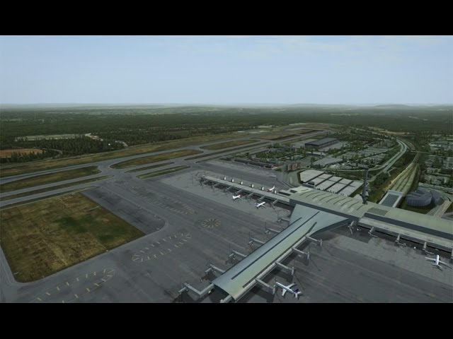 simMarket: AEROSOFT - MEGA AIRPORT OSLO V2 FSX P3D