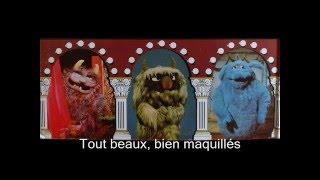 Les Muppet chantent en français - 01. Thème du Muppet Show (The Muppet Show Theme)
