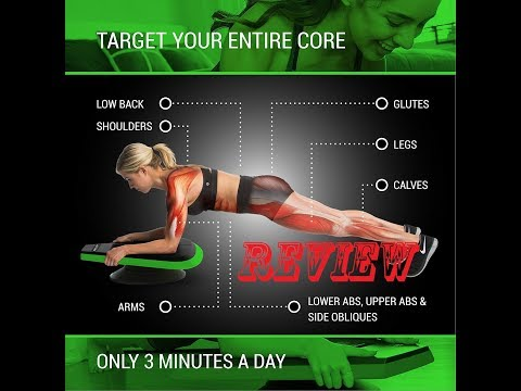 Stealth Core Trainer Professional, Get Ripped Abs and Healthy Back REVIEW and DEMO