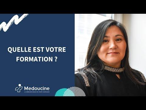 Quelle est votre formation ? Hong Qian - MTC à Paris 03