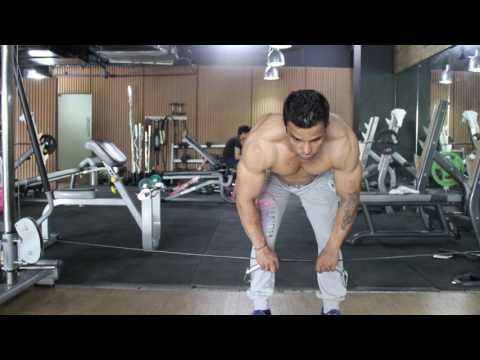 How to do Cable Crossover Rear Delt Flyes