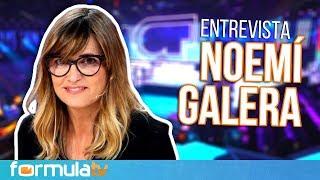 OT 2018: Noemí Galera Hace Balance De Las Polémicas Y Recuerda Sus Inicios Televisivos
