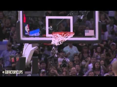 Tim Duncan Tony Parker & Manu Ginobili Full Combined Highlights vs Heat 2014 Finals G5 – SICK