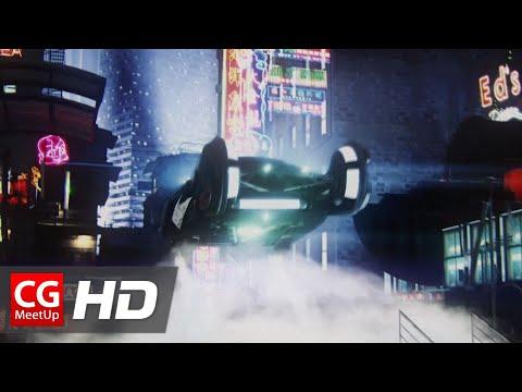 "CGI Sci-Fi Short Film HD: ""Tears In The Rain: A Blade Runner Short Film: by Christopher Grant Harvey"