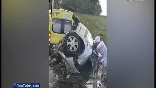 Четыре человека погибли в ДТП на трассе в Сабинском районе