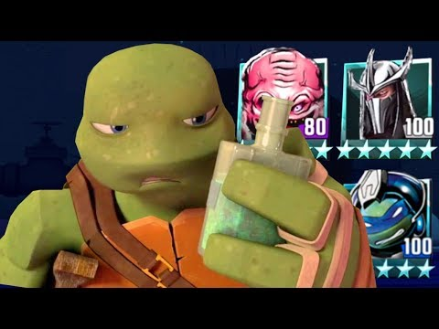 Ninja Turtles Legends PVP HD Episode - 463 #TMNT