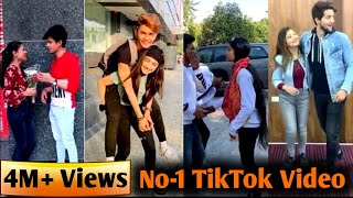 Tok Tok video || new tik tok video 💚💞|| cute couples 💖 tik tok video || love tik tok || tik tok💞