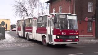 preview picture of video 'Ikarus 280.57 z MZK Kędzierzyn-Koźle, #312'