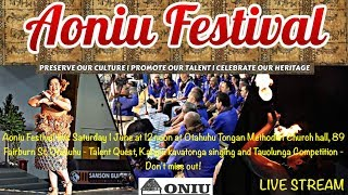 Aoniu Festival Part 01 - Guest Arrivals And Opening Speech