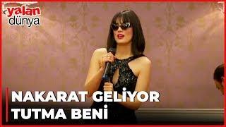 Rıza, Düğüne Şarkıcı Olarak TÜLAY'ı Getirdi - Yalan Dünya 23. Bölüm