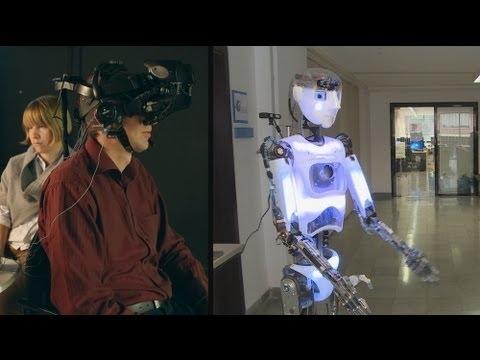 euronews futuris - La ricerca che avvicina il mondo virtuale a quello reale