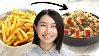 Can This Chef Make Frozen Fries Fancy? • Tasty