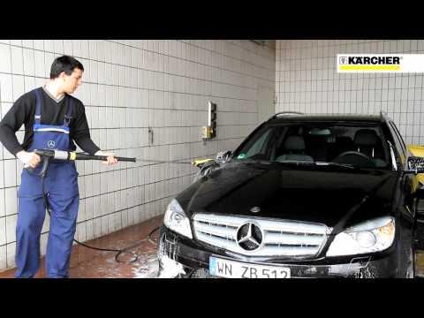 Kärcher Cepillo de lavado giratorio para limpiadoras de alta presión