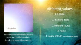 Video Different Values - full EP 2014