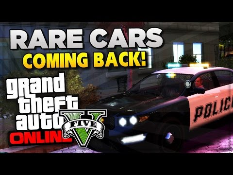 GTA 5 PS4 Rare Cars From GTA IV Coming To GTA V Online ! (PS4 Gameplay Online Analysis)