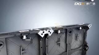 DGX  LEDビジョン RO /RI 定型