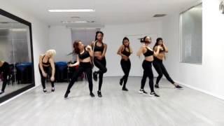 Dj Speedsta - Mayo Dance Choreography by Courtnae Paul Performed