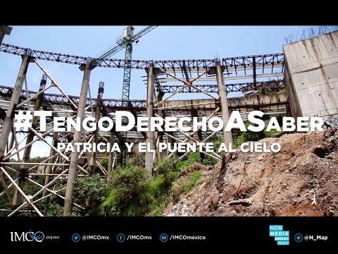 #TengoDerechoASaber - Patricia y el puente al cielo