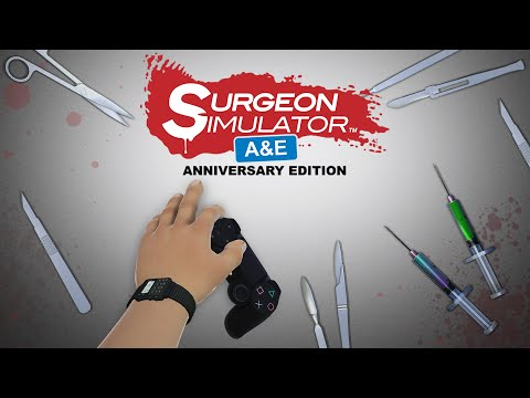 Surgeon Simulator: Anniversary Edition - PlayStation 4 Trailer thumbnail