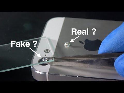 How To Spot Fake Diamonds? (Diamond Authenticity Test)