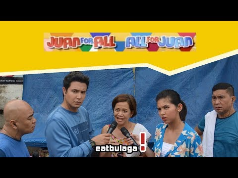 Juan For All, All For Juan Sugod Bahay | March 16, 2018