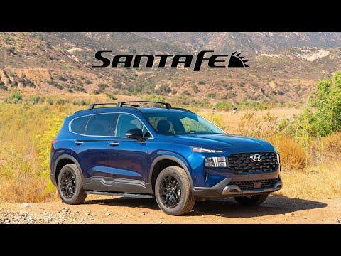 "Don't Be Fooled By The ""Offroad"" 2022 Hyundai Santa Fe XRT..."