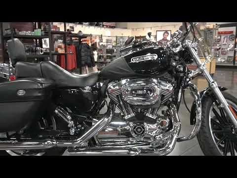 2007 Harley-Davidson XL 1200L Sportster Low in Mauston, Wisconsin - Video 1