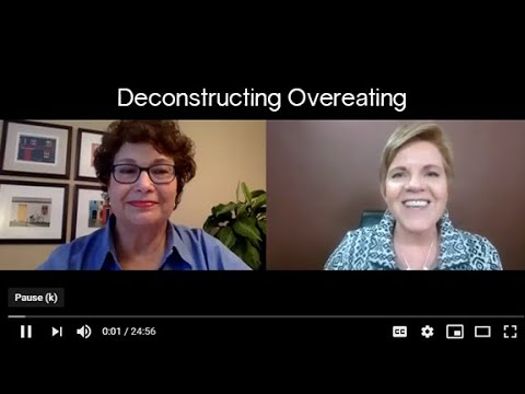 How to Deconstruct Overeating