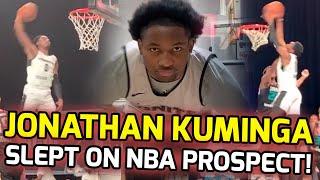 "6'6"" Jonathan Kuminga Got Crazy NBA STAR Potential! 18 Year Old Official G League Ignite Mixtape! 🌟"