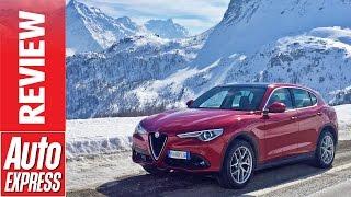 Alfa Romeo Stelvio 2017 - dabar