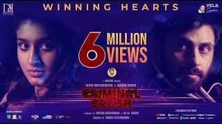 Criminal Crush - Official Song   Ashwin Kumar   Anirudh Ravichander   Tanya   Godson   Ruthra  Anand