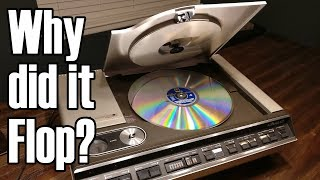 Laserdisc's Failure: What Went Wrong