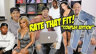 HYPETALK: RATE THAT FIT! (COUPLES EDITION)