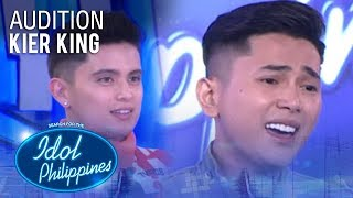 Kier King   You Are The Reason | Idol Philippines 2019 Auditions