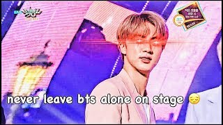 BTS Being Chaotic On Encore Stages (ft TXT)