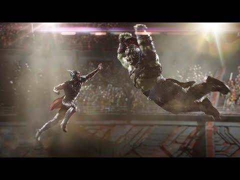 Thor: Ragnarok THOR vs HULK FULL SCENES | THOR 3 ALL BEST FIGHT HD|MARVEL