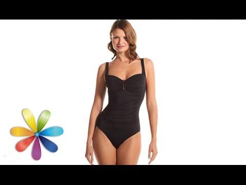 Модные слитные купальники по типу фиугры - Все буде добре - Выпуск 606 - 26.05.15