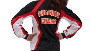 Heat Printing Ideas For Cheer Gear