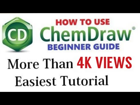 ChemDraw tutorial Draw and Given the NMR Spectrum of