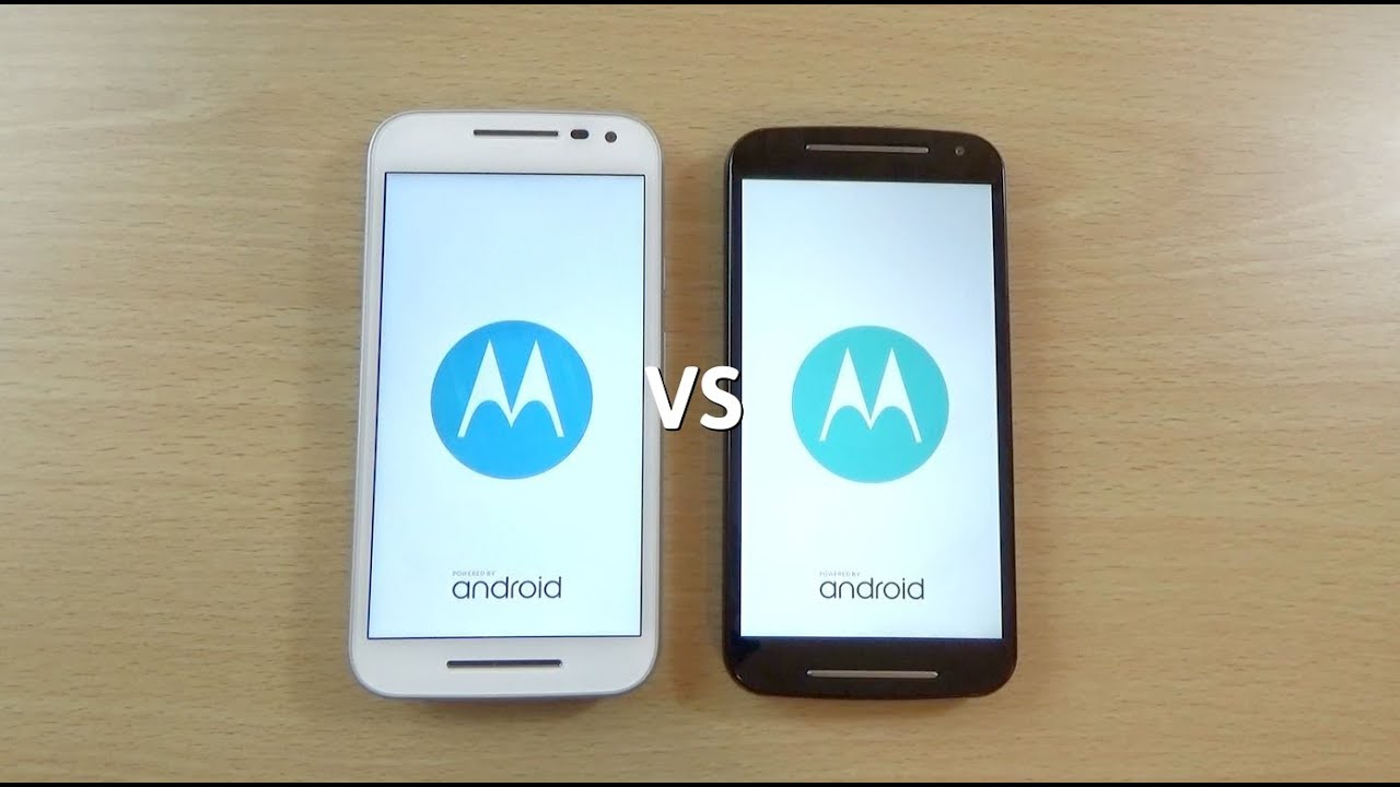 Descargar Moto G 3rd Gen VS Moto G 2nd Gen – Speed & Camera Test! para Celular  #Android