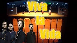 Coldplay - Viva la vida (GARAGEBAND TUTORIAL)