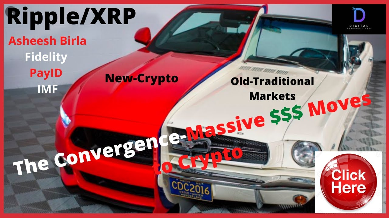 Ripple/XRP-The Convergence Is Happening Right Before Our Eyes,The Massive $$$ Moving In?!?