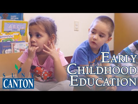 Early Childhood Education Program - YouTube