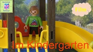 Playmobil Film Deutsch BALD KOMMT DAS BABY &  IM NEUEN KINDERGARTEN ♡ Playmobil Geschichten