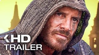 ASSASSINS CREED Trailer German Deutsch 2017