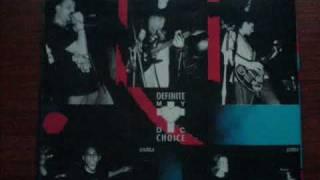 Definite Choice   F U R 95