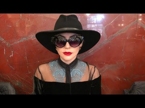 Download Lady Gaga Wore The Ultimate All Black Street Style Look In Milan HD Mp4 3GP Video and MP3