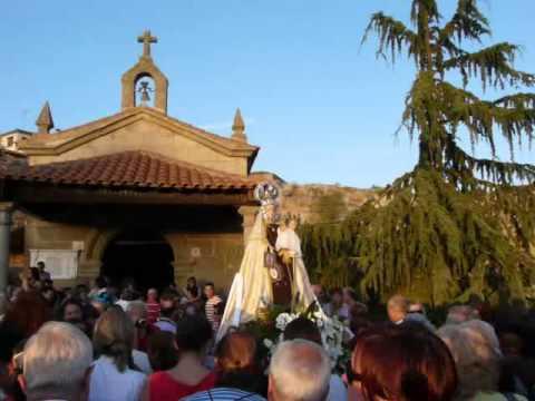 Virgen del Carmen Ledesma 2013 A.M. Expiración