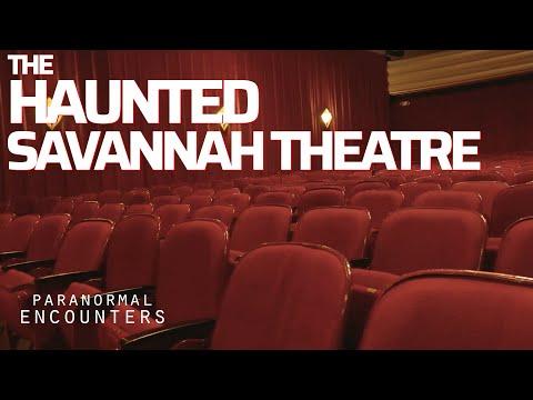 The Haunted Savannah Theatre
