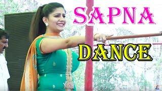 Sapna 2017 का सबसे सुपर हिट डांस | सब भूल जाओगे डांस देख कर | Sapna Latest Haryanvi Dance 2017